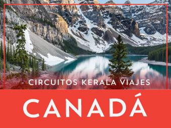 Circuitos por Canadá Organizado