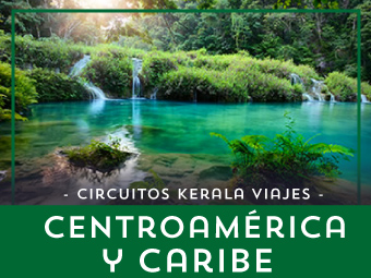 Viajes de Novios 2017 por Centro América