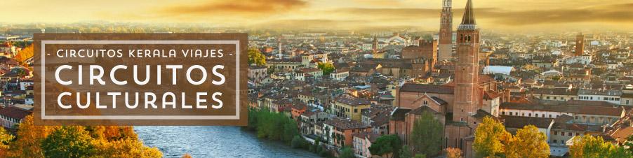 Viajes Culturales y Circuitos 2020