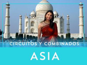 Circuitos por Asia 2016 última hora