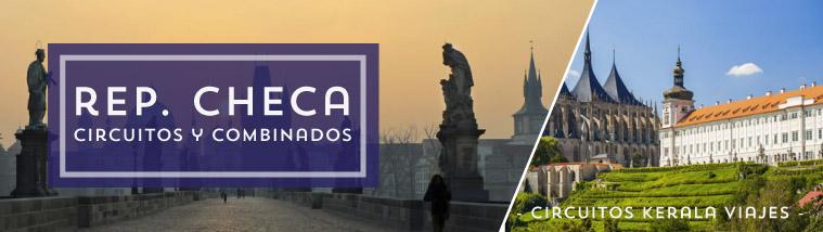 Circuitos por Praga y REpublica checa