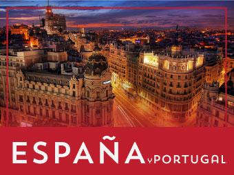 Viajes organizados por España