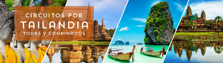 Viajes por Tailandia 2019