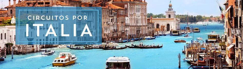 Viajes organizados por Italia 2019