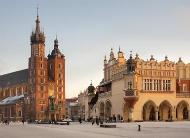Viaje a Europa en Tren Cracovia Varsovia