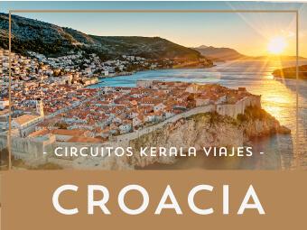 Circuitos por Croacia 2018