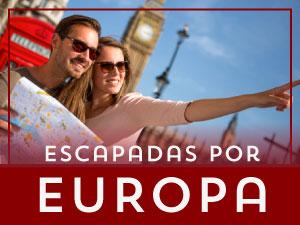 Escapdas por europa