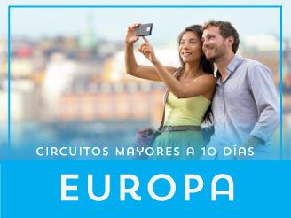 Viajes Madrid, Francia, Suiza, País Vasco e Italia 2017: Circuito Alma Europea 17 días