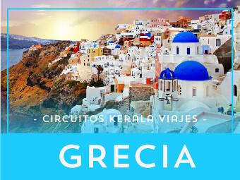 Viajes por Grecia e Islas