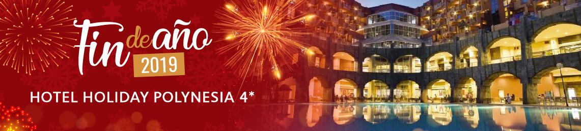 Especial Oferta Fin de Año con cena de Gala 2018