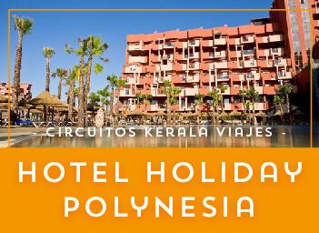 Viajes Andalucía 2018-2019: Hotel Holiday Polynesia 4* Oferta Fin de Año 2018