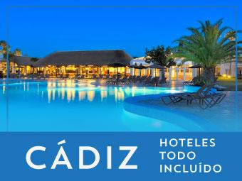 Hoteles Todo Incluido Cádiz