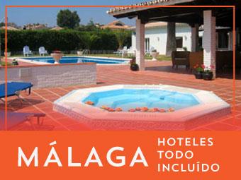 Hoteles Todo Incluido Málaga