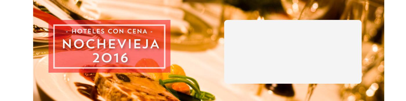 Oferta Hoteles Nochevieja con cena de gala y fiesta fin de año