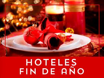 Hoteles con Cena de Gala 2018