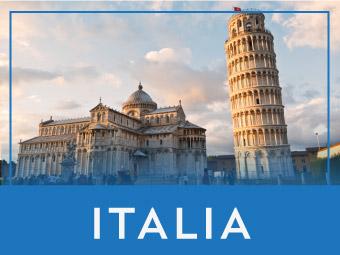 Circuitos por Italia Combinados 2017