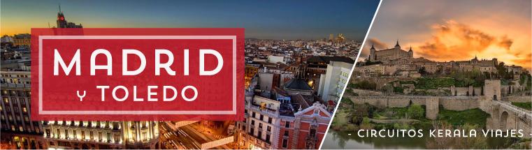 Circuitos por Madrid y Toledo 2017