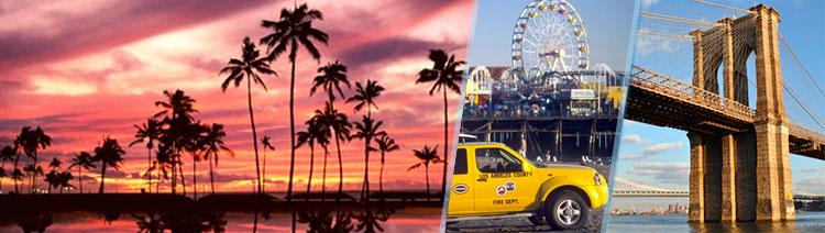 Combinado Nueva York Hawaii