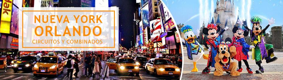 Nueva York Orlando