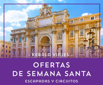 Viajes Semana Santa 2017