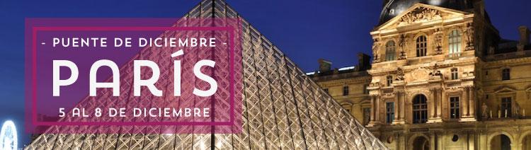viajes a paris diciembre: