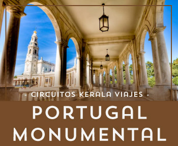 Viajes Portugal 2017: Circuito Portugal Monumental 7 días