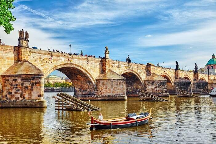 Puente Carlos (Praga)