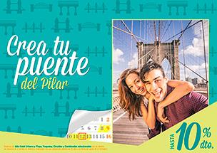 Chollos Viajes Puente del Pilar