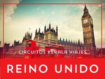 Circuitos por Londres y Reino Unido