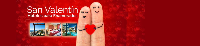 Hoteles San Valentin 2016 Ofertas Enamorados