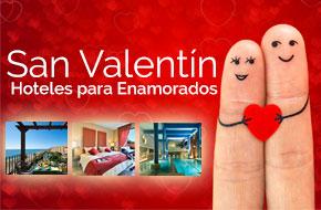 Oferta Hoteles en San Valencin para enamorados