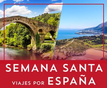 Viajes por España Semana Santa 2017