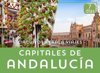 Circuitos Capitales Andaluzas