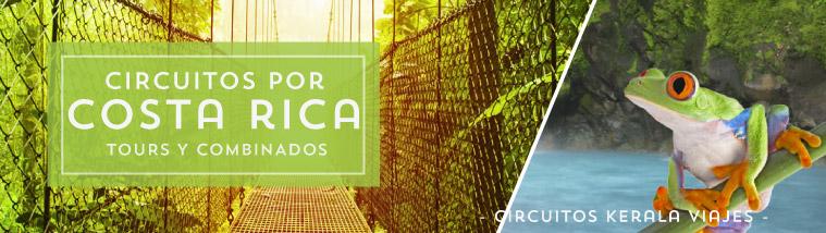 Circuitos por Costa Rica 2017