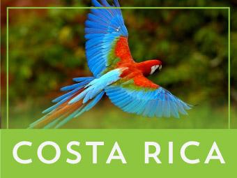 Circuito por Costa Rica