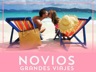 Viajes de Novios 2019 desde Málaga