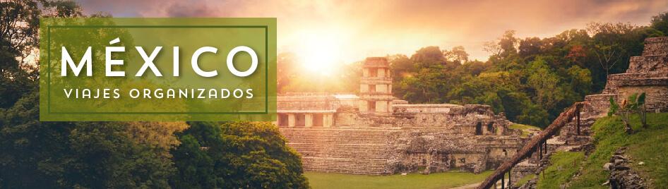 Circuitos por México 2019 y Tours