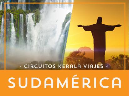 Circuitos Sudamérica y Paquetes 2017