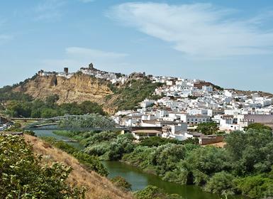 Viajes Andalucía 2019: Cádiz Ruta de los Pueblos Blancos Gaditanos - Puente de Noviembre