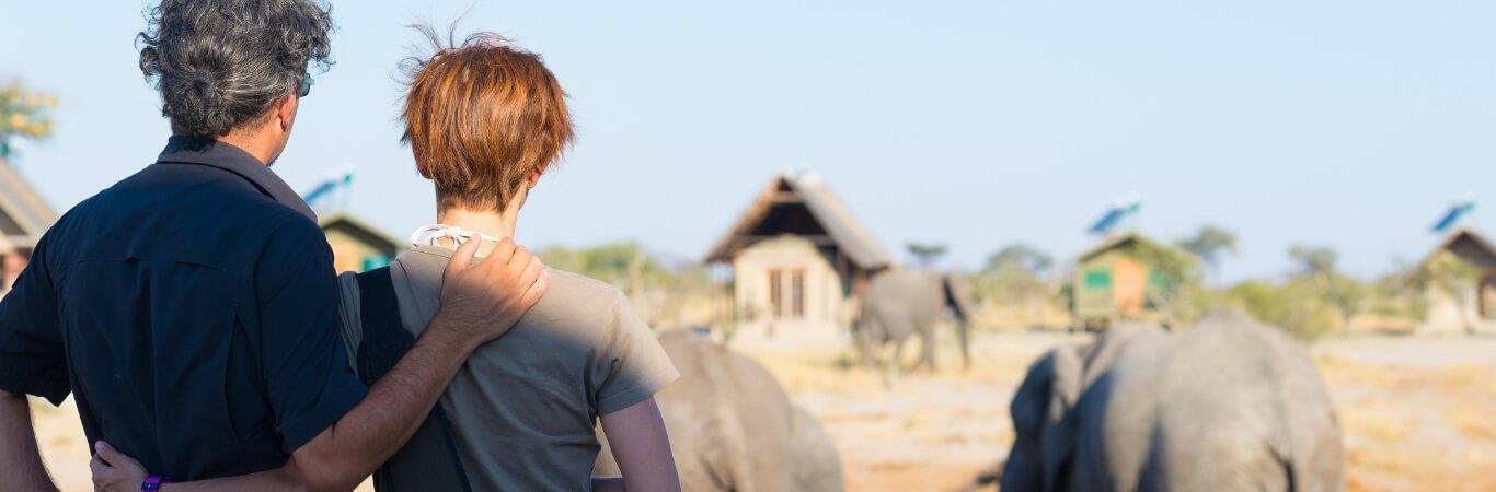 Viajes de novios por Africa