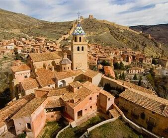 Viajes Aragón 2019: Zaragoza, Monasterio de piedra