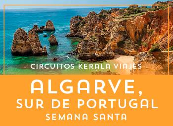 Viajes Portugal 2018-2019: Circuito Algarve, sur de Portugal Semana Santa 2019
