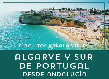 Viajes Portugal 2017: Algarve, Sur de Portugal Desde Andalucía