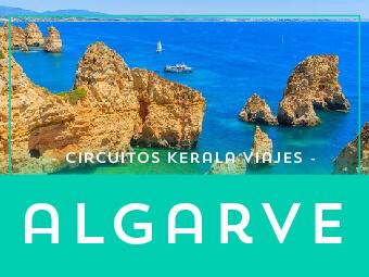 Viajes Portugal 2019: Circuitos Algarve y Playas de Portugal Organizado