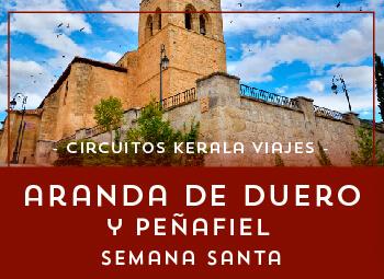 Viajes Castilla León 2018-2019: Aranda de Duero y Peñafiel Puente Semana Santa 2019
