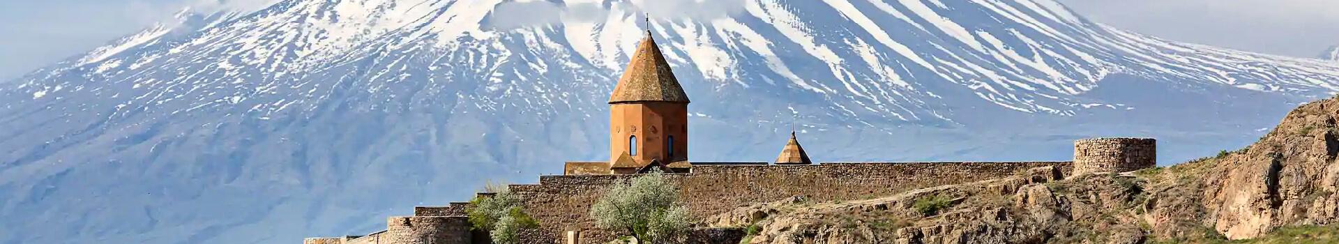 Viaje por Armenia