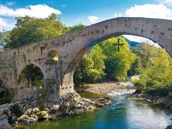 Viajes Cantabria y Asturias 2019-2020: Tour Asturias y Cantabria Puente Inmaculada