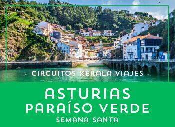 Viajes Asturias 2017: Circuito por Asturias en Semana Santa 2018