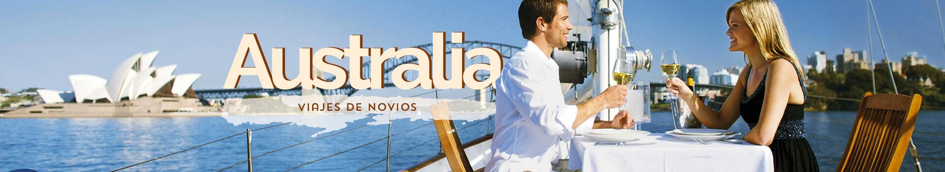 Viajes de Novios por Australia