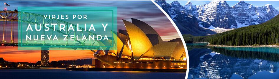Circuitos por Australia y Nueva Zelanda 2020